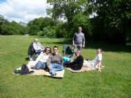 Box hill Picnic
