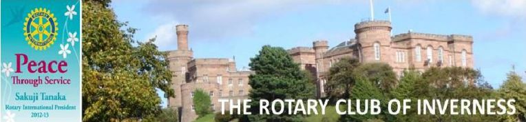 Rotary Club of Inverness
