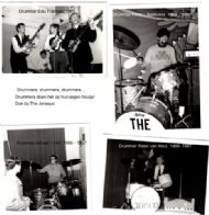 Drummers doen het op hun eigen houtje