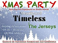Xmas Party with The Jerseys & Maxiband Timeless