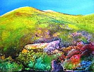 Outcrop of rocks