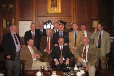 a fine array of past presidents
