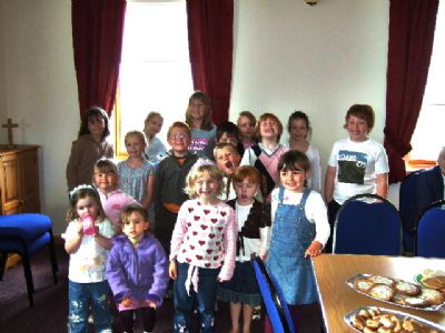 canisbay church sunday club first meeting