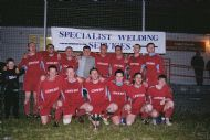 League Winners 2008