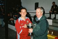 Lewis Cup Winning Captain
