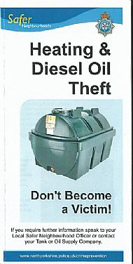 Heating and Diesel Oil