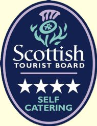 scottish tourist four star self catering accommodation