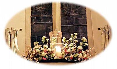 church window decoration