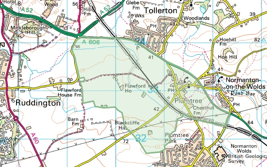 os map thumbnail