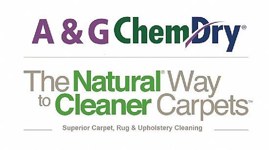 a&g chem-dry logo