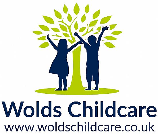 wolds childcare logo