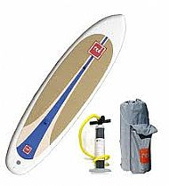 Red Sup Board