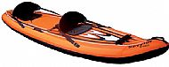 SEVYLOR SEABLADE TWO PERSON SIT ON TOP INFLATABLE KAYAK