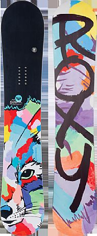 Roxy Sugar Fox Snowboard