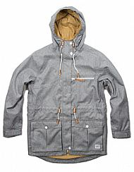 CLWR Up Parka Grey  Snowboard Jacket