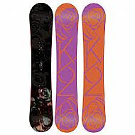 K2  First Lite Snowboard  Built With: Catch Free Baseline