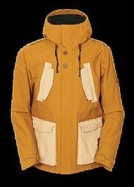 686 Parklan Ritual Insulated Jacket (Extra Long Back Fishtail Hem)