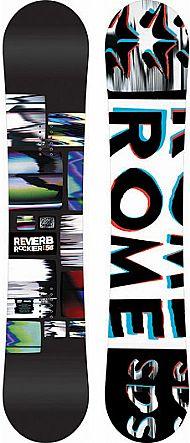 Rome Reverd Rocker Snowboard