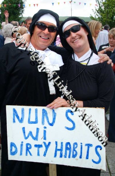 nuns and their habits