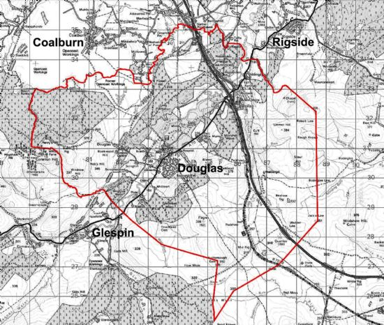 mainshill trust boundary map