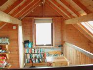 upstairs sitting/play mezzanine