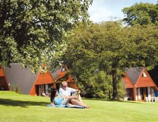 kingsdown log cabin park in kent