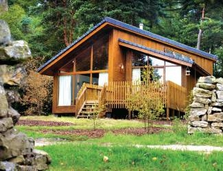 choose from a range of self catering log cabin holidays