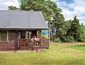 calvert trust kielder lodges in northumberland
