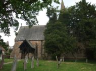 Idridgehay Church