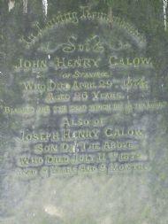 Calow