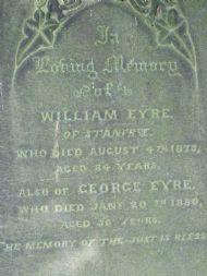 William Eyre