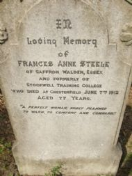 Frances Anne Steele