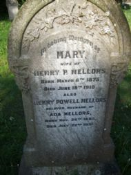 Mary Mellors