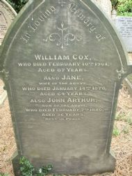 William Cox