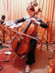 Jo Baird - cello and arrangements