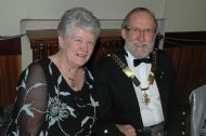 District Governor George & Mary