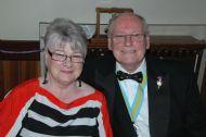 District Governor Elect Iain & Winnie