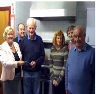 Donation to Falkland Community