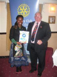 Lungile Zakwe - Ambassadorial Scholar