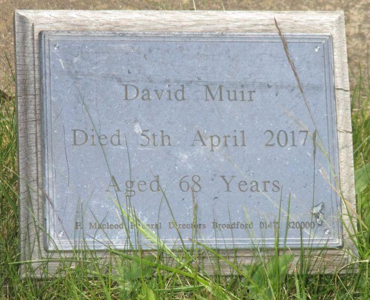 David Muir.
